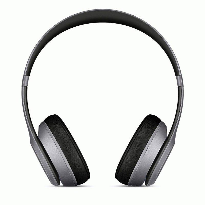 Beats Solo2 Wireless On-Ear Space Gray (MKLF2ZM/A)