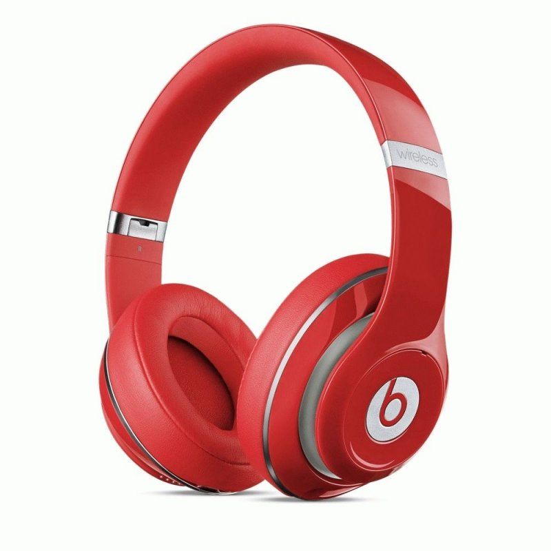 Beats Studio 2 Wireless Over-Ear Red (MH8K2ZM/A)