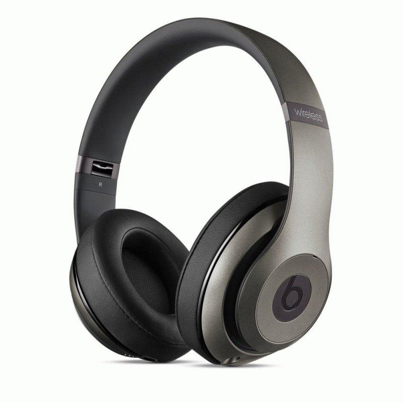 Beats Studio 2 Wireless Over-Ear Gray (MHAK2ZM/A)