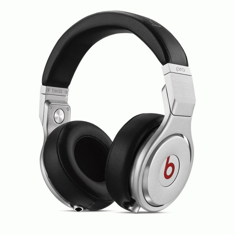 Beats Pro Over-Ear Silver (MH6P2ZM/A)