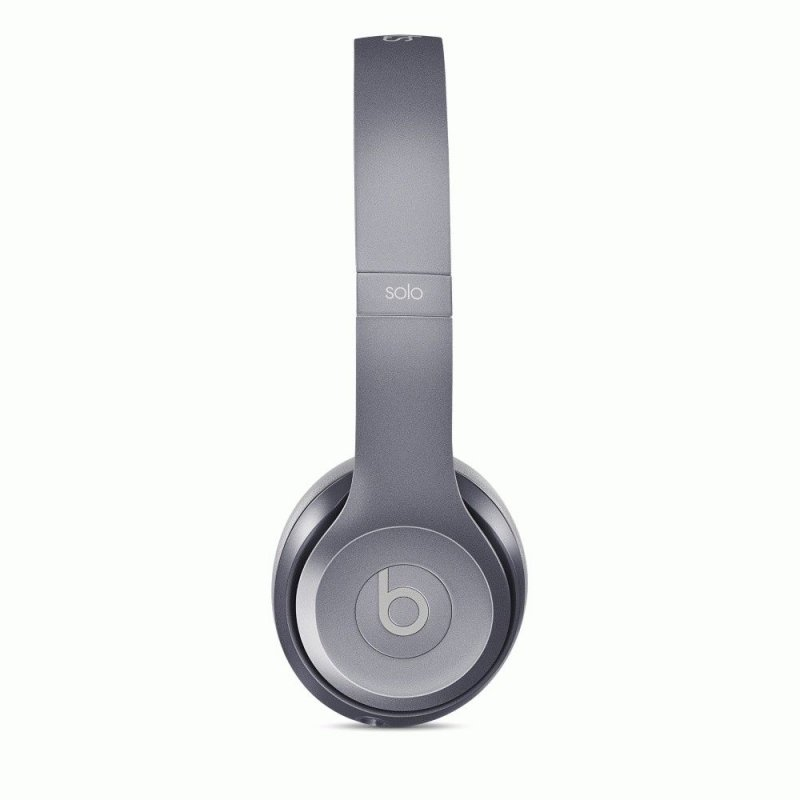 Beats Solo2 On-Ear Royal Collection Gray (MHNW2ZM/A)