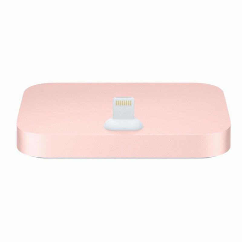 Док-станция для iPhone Lightning Dock (ML8L2) Rose Gold