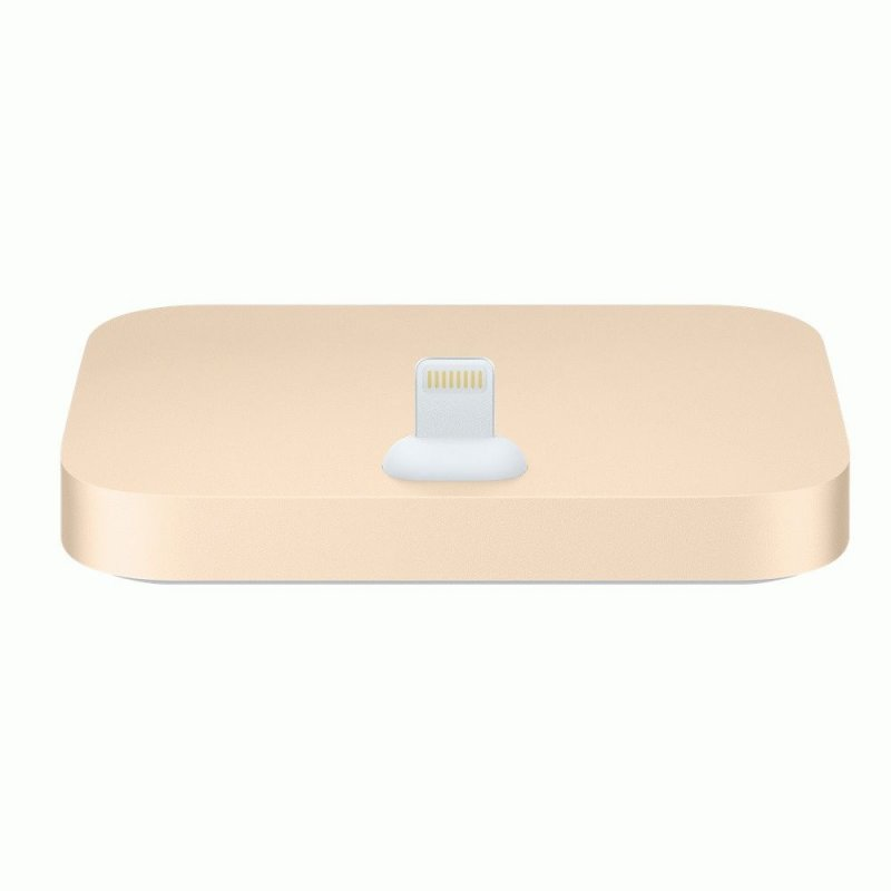 Док-станция для iPhone Lightning Dock (ML8K2) Gold