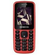 Keneksi E1 Dual Sim Red