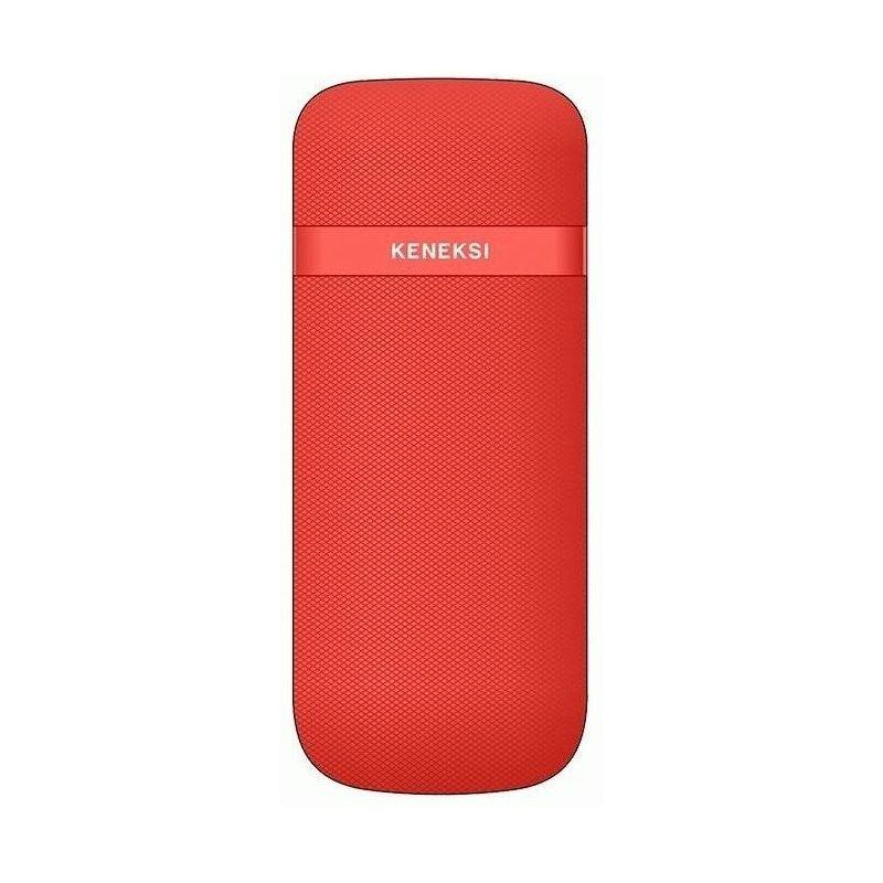 Keneksi E2 Dual Sim Red