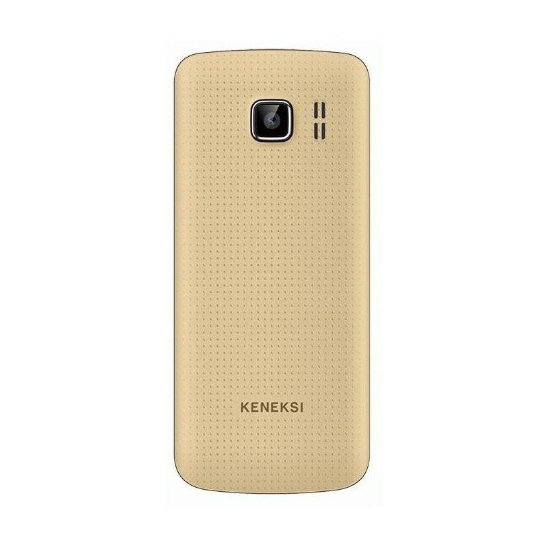 Keneksi K6 Dual Sim Gold