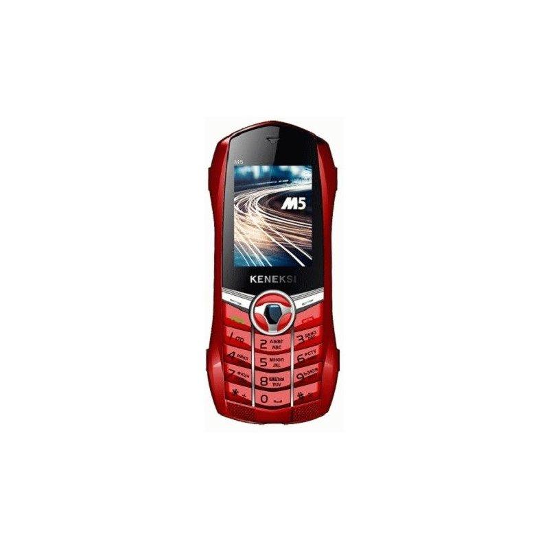 Keneksi M5 Dual Sim Red