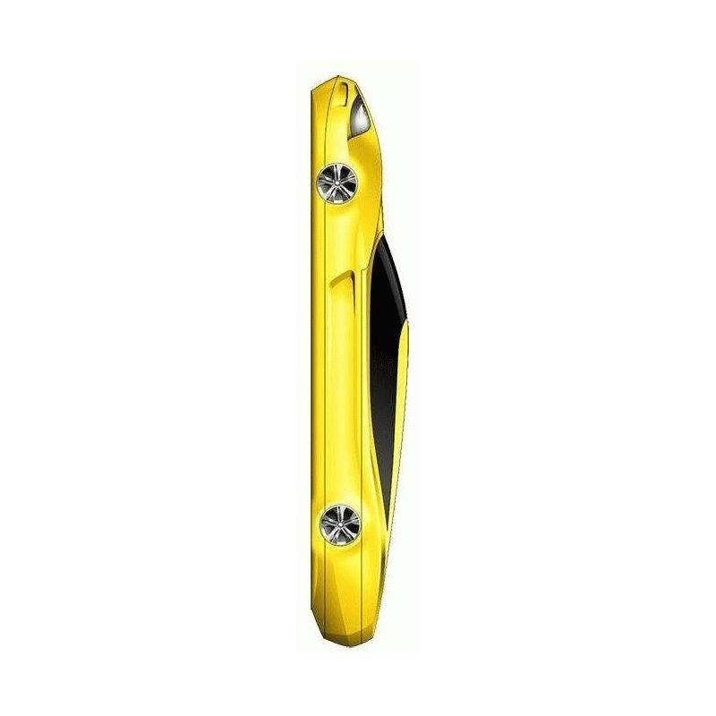 Keneksi M5 Dual Sim Yellow