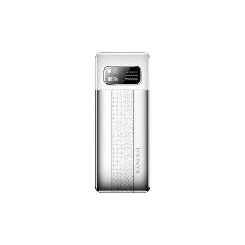 Keneksi Q4 Dual Sim Silver