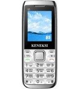 Keneksi Q5 Dual Sim Silver