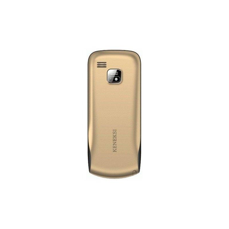 Keneksi S9 Dual Sim Gold