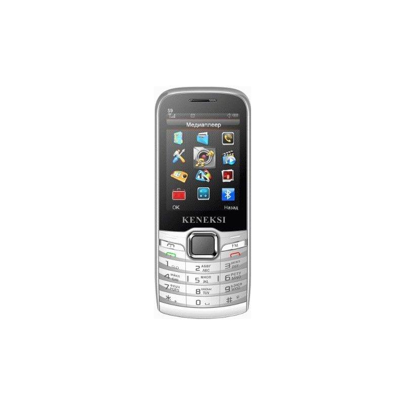 Keneksi S9 Dual Sim Silver
