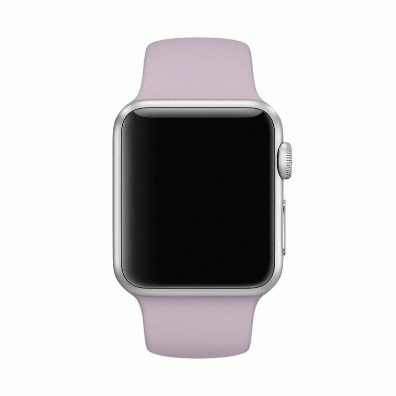 Ремешок для Apple Watch 38mm Sport Band Lavender (MLKV2)