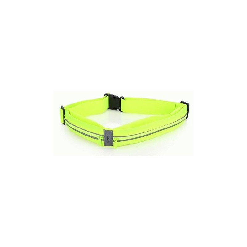 "Чехол-сумка на пояс ROCK Sports Waist Bag для смартфона до 6"" Green"