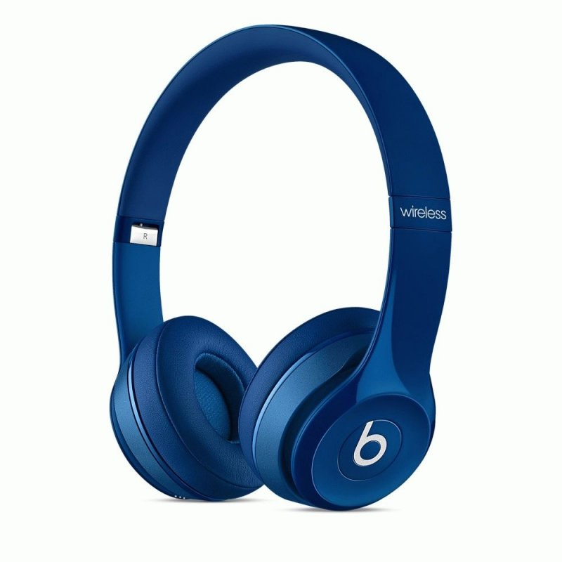 Beats Solo2 Wireless On-Ear Blue (MHNM2ZM/A)