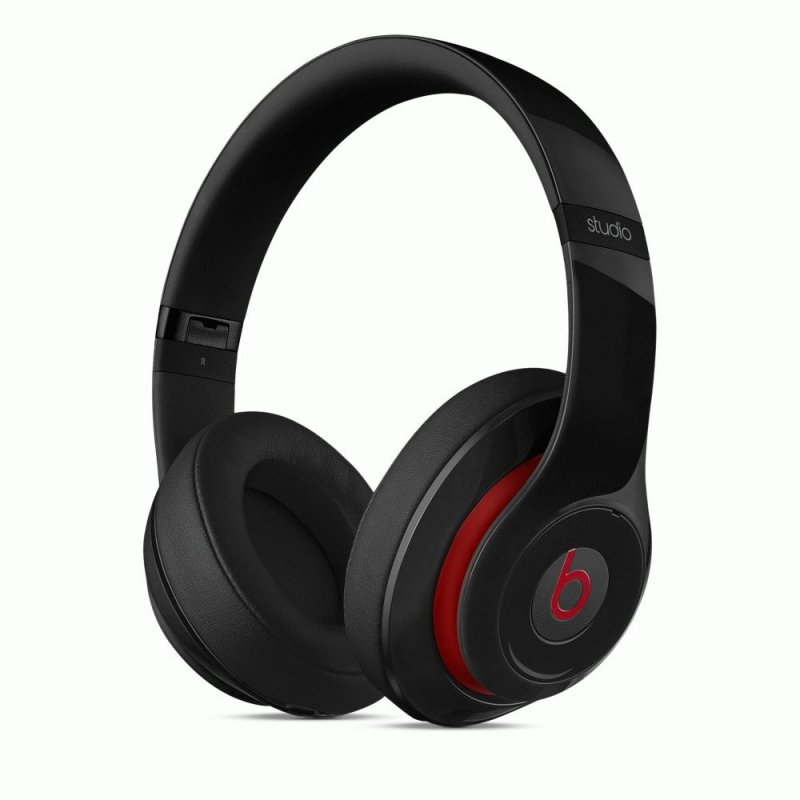 Beats Studio 2 Over-Ear Black (MH792ZM/A)