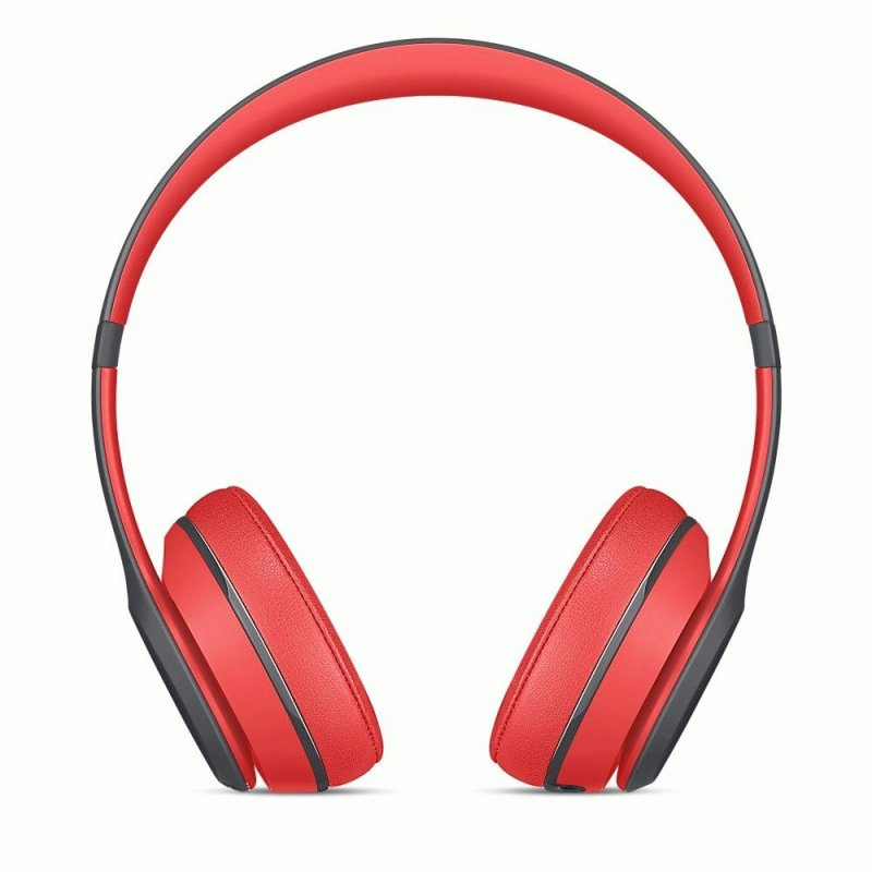 Beats Solo2 Wireless Active Collection Red (MKQ22ZM/A)