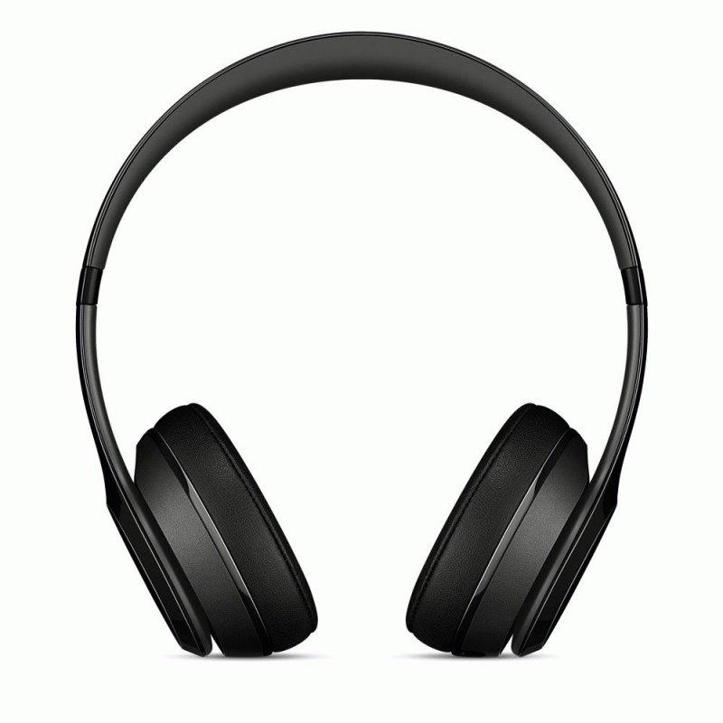 Beats Solo2 On-Ear Gloss Black (MH8W2ZM/A)