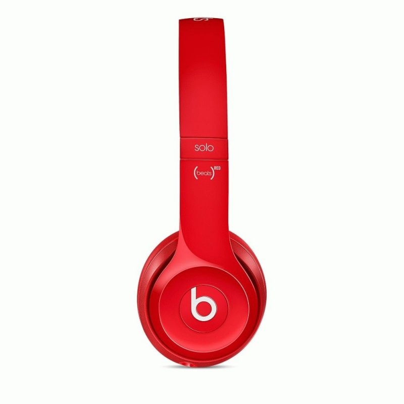 Beats Solo2 On-Ear Gloss Red (MH8Y2ZM/A)