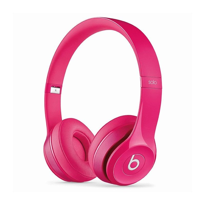 Beats Solo2 On-Ear Pink (MHBH2ZM/A)