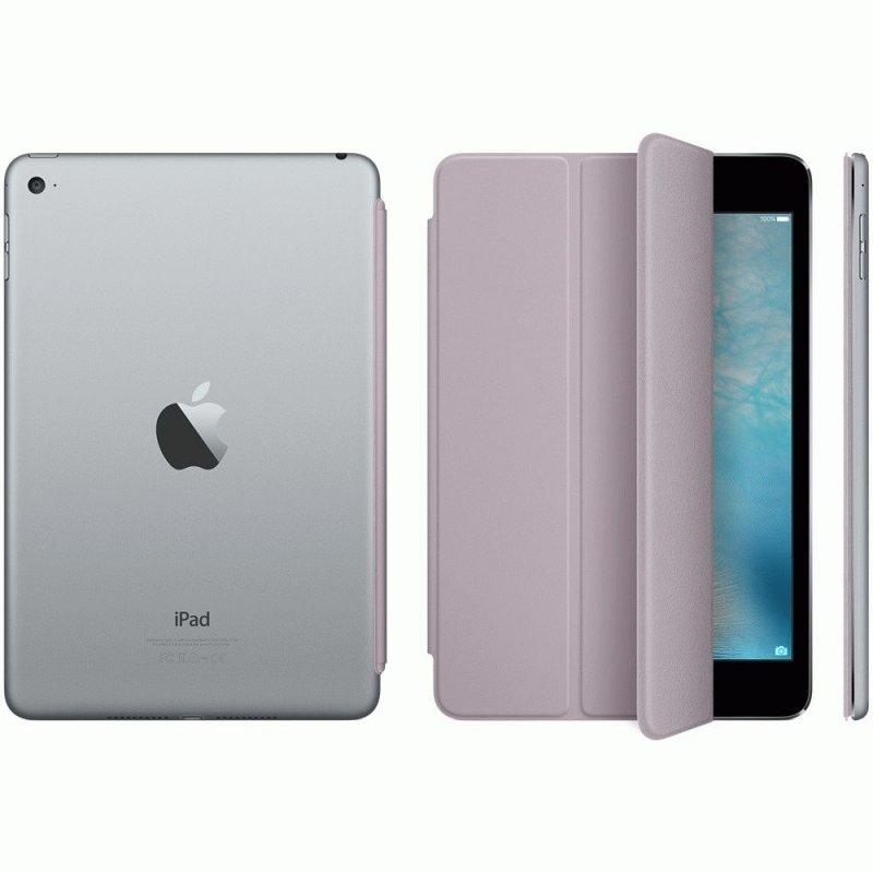 Обложка Apple Smart Cover для iPad mini 4 Lavender (MKM42ZM/A)