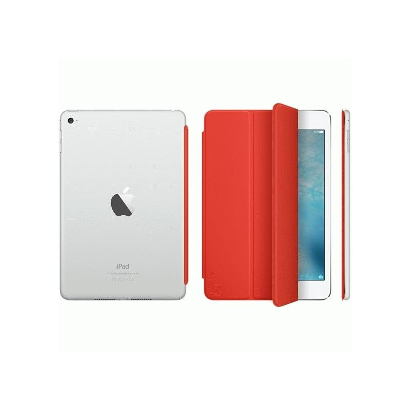 Обложка Apple Smart Cover для iPad mini 4 Orange (MKM22ZM/A)