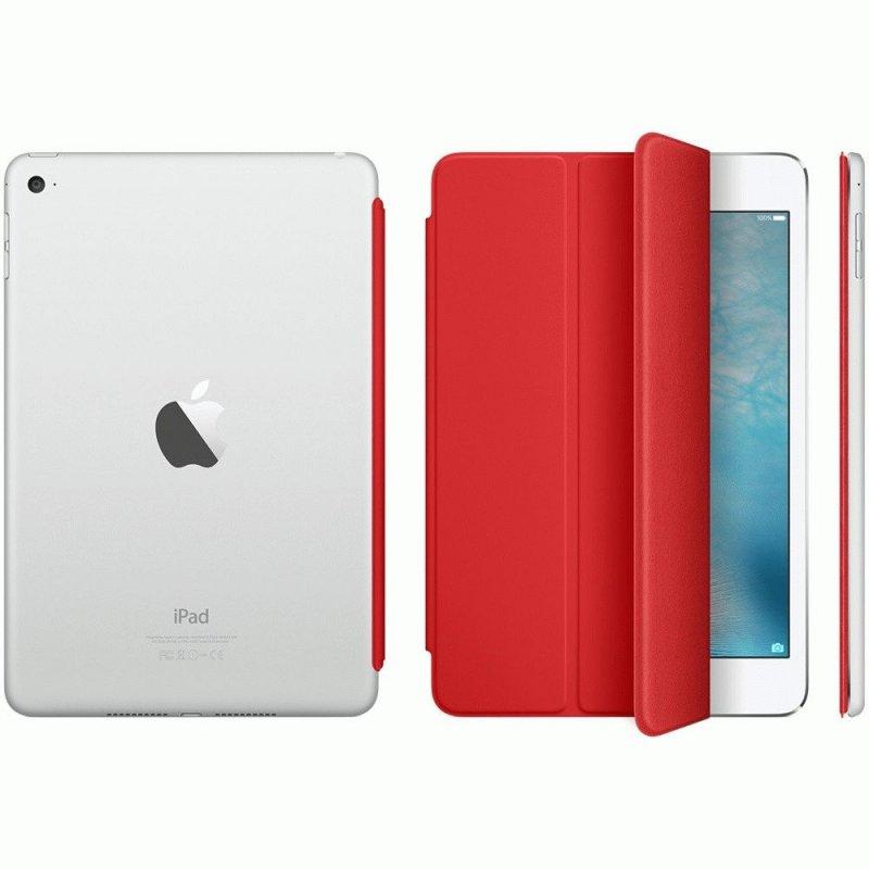Обложка Apple Smart Cover для iPad mini 4 Red (MKLY2ZM/A)