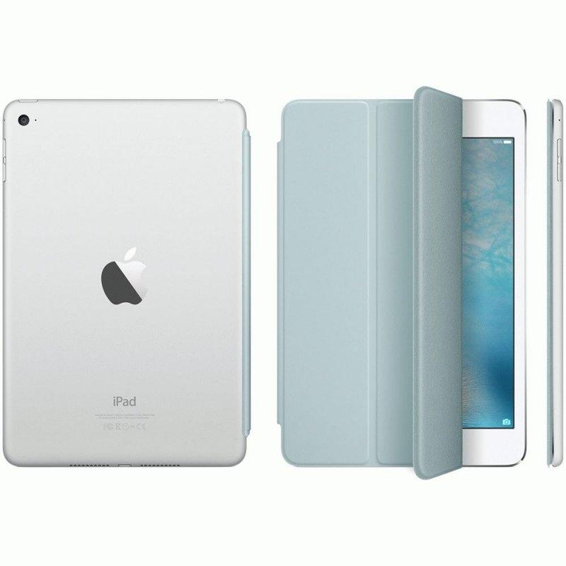Обложка Apple Smart Cover для iPad mini 4 Turquoise (MKM52ZM/A)