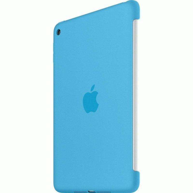 Накладка Apple Silicone Case для iPad mini 4 Blue (MLD32ZM/A)