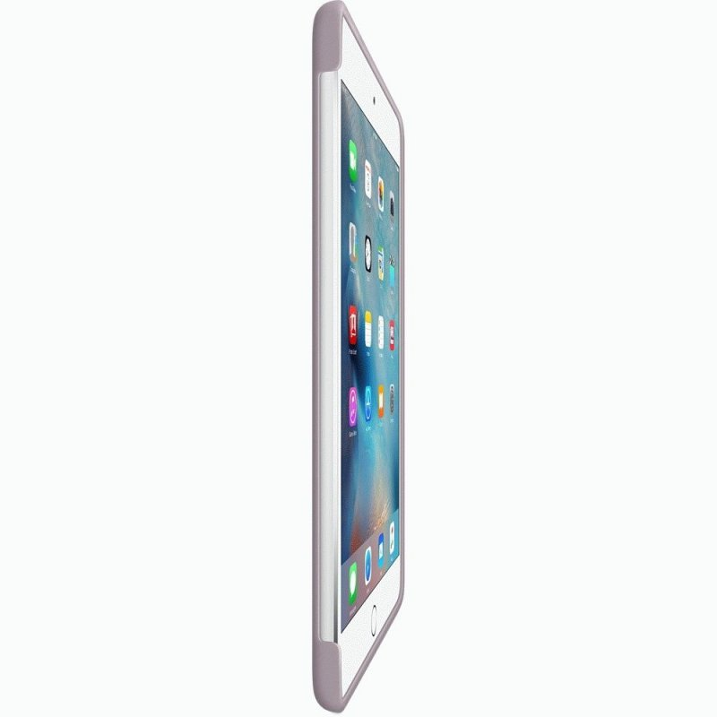 Накладка Apple Silicone Case для iPad mini 4 Lavender (MLD62ZM/A)