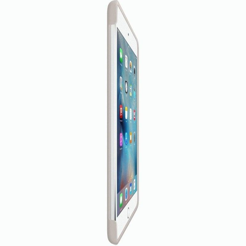 Накладка Apple Silicone Case для iPad mini 4 Stone (MKLP2ZM/A)
