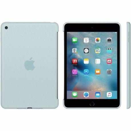 Накладка Apple Silicone Case для iPad mini 4 Turquoise (MLD72ZM/A)