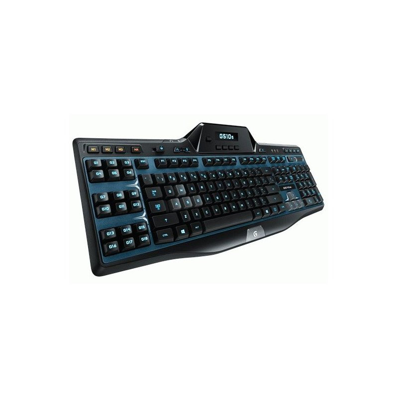 Клавиатура Logitech Gaming Keyboard G510s