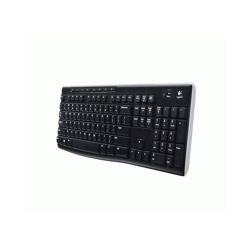 Клавиатура Logitech K270 WL