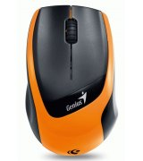 Мышь компьютерная Genius DX-7020 WL Orange