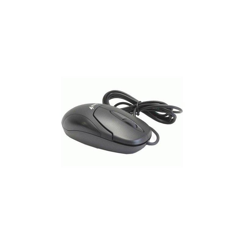 Мышь компьютерная Genius XScroll PS/2 Black