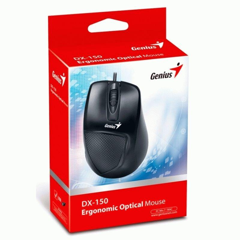 Мышь компьютерная Genius DX-150 USB Black G5