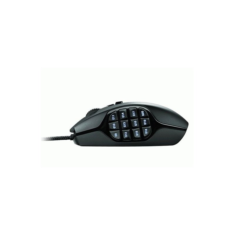 Мышь компьютерная Logitech G600 USB MMO