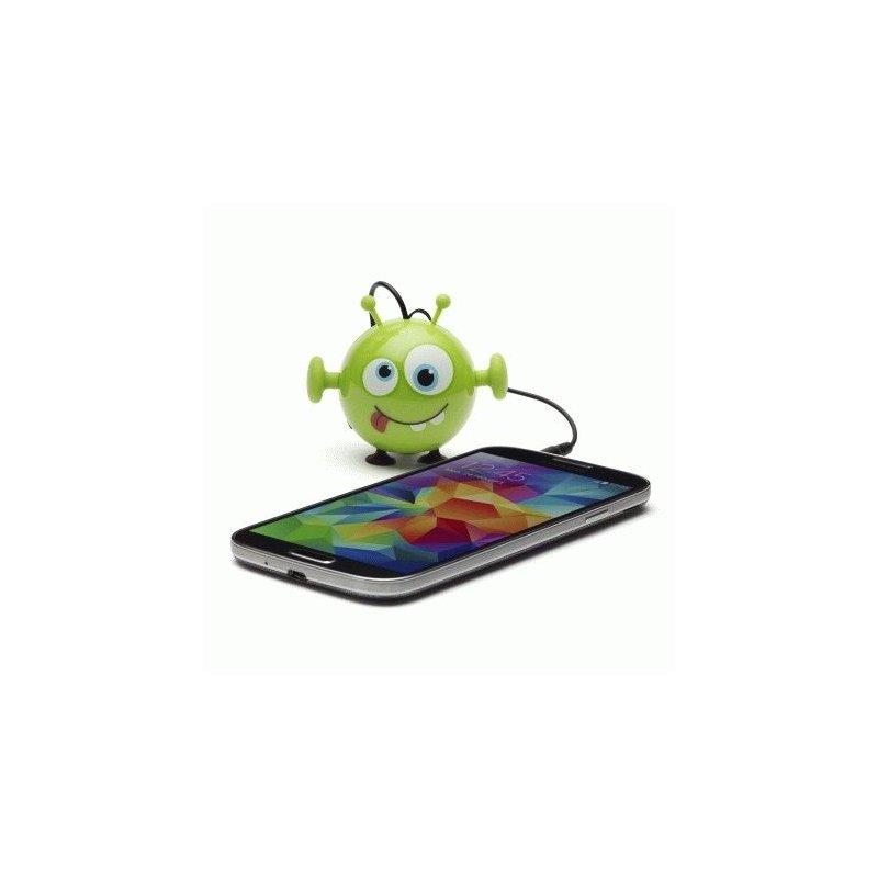 Колонка KitSound Mini Buddy Speaker Alien