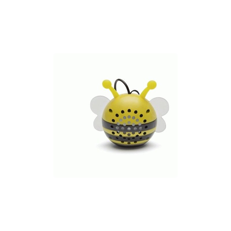 Колонка KitSound Mini Buddy Speaker Bee