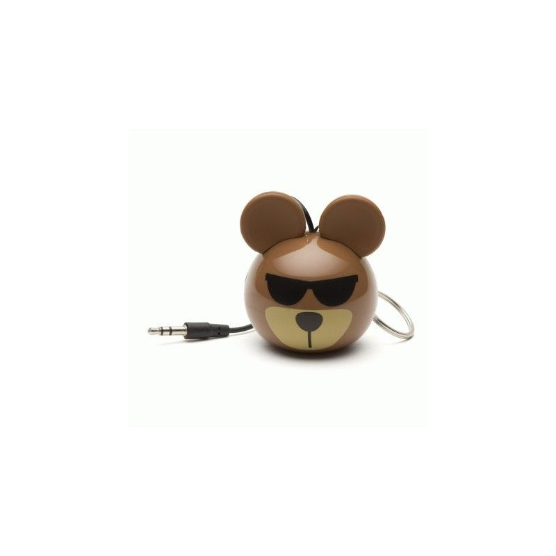 Колонка KitSound Mini Buddy Speaker Bear