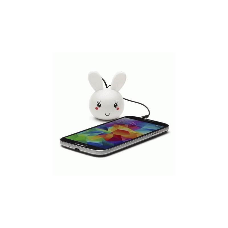 Колонка KitSound Mini Buddy Speaker Bunny