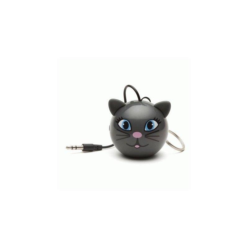 Колонка KitSound Mini Buddy Speaker Cat