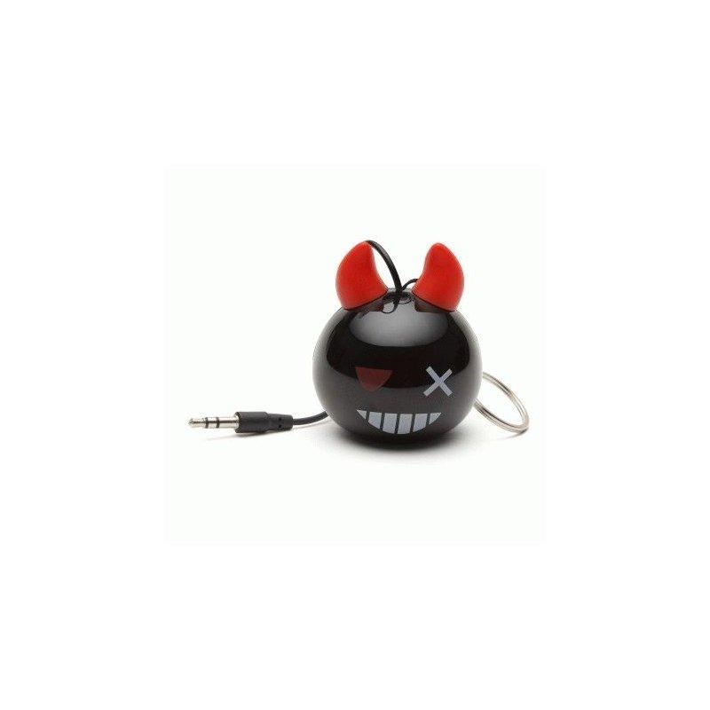 Колонка KitSound Mini Buddy Speaker Devil Bomb
