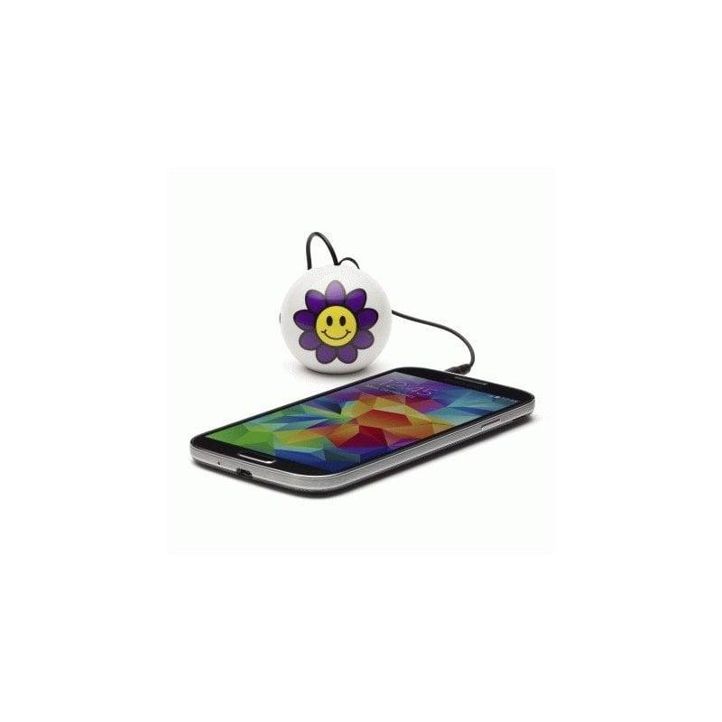 Колонка KitSound Mini Buddy Speaker Flower