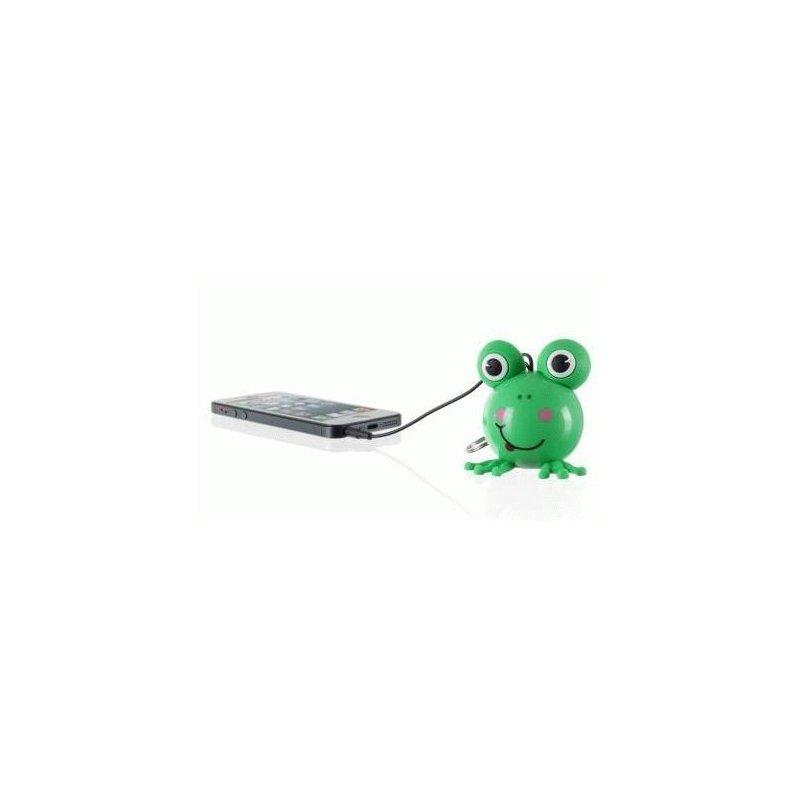 Колонка KitSound Mini Buddy Speaker Frog
