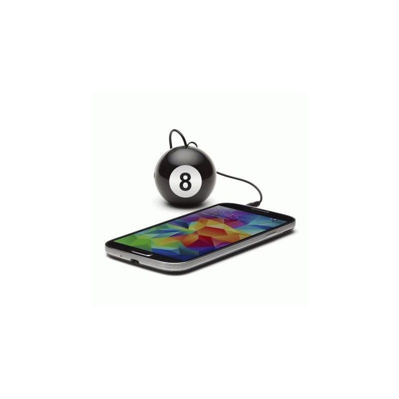 Колонка KitSound Mini Buddy Speaker Magic 8 Ball