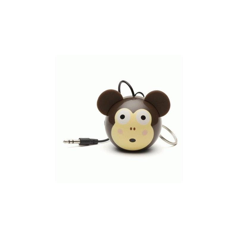 Колонка KitSound Mini Buddy Speaker Monkey
