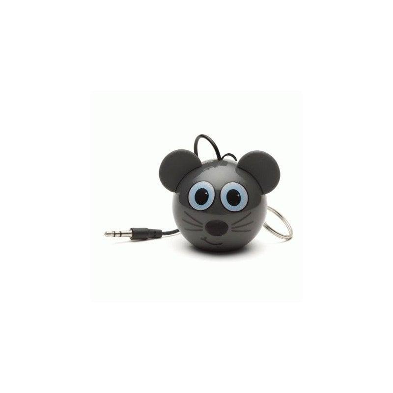 Колонка KitSound Mini Buddy Speaker Mouse