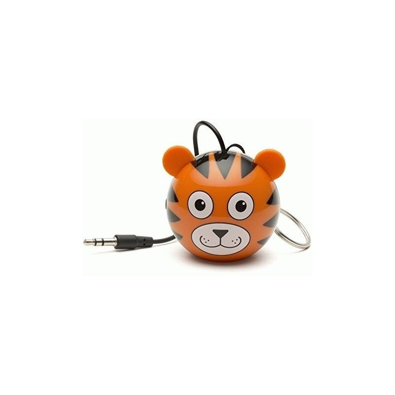 Колонка KitSound Mini Buddy Speaker Tiger